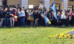 I giovani bresciani in piazza per il clima