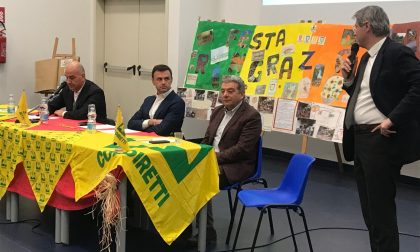 Coldiretti incontra i soci: a Chiari il primo incontro con il presidente Prandini