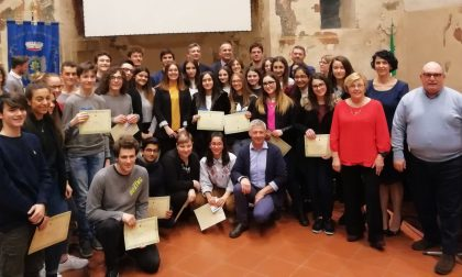 Il Consiglio comunale di Castenedolo premia i migliori studenti