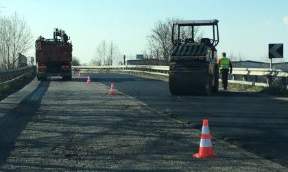Altri 100 mila euro per gli asfalti