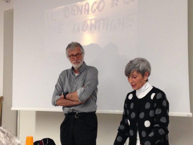 Le montagne del Benaco: incontro con Fausto Camerini
