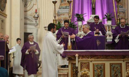 Celebrazioni a Borgonato per l'arrivo di don Francesco FOTO