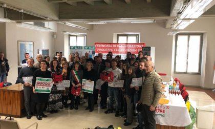 Sei defibrillatori a Iseo e frazioni grazie a una rete di solidarietà FOTO