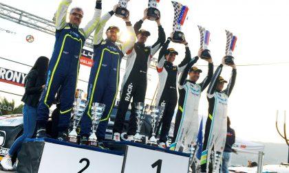 43esimo Rally 1000 Miglia: Luca Pedersoli e Anna Tomasi campioni