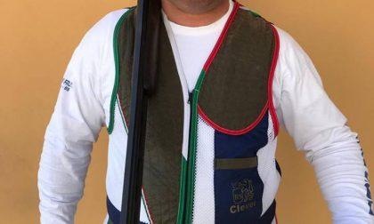 Il tiratore Dario Premoli vince ancora a Uboldo