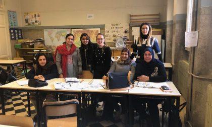 A scuola di integrazione: 40 mamme fra i banchi