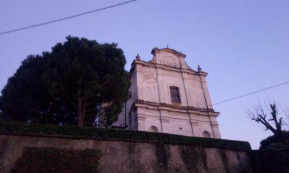 Chiese compromesse a Palazzolo: Sant'Alberto chiusa