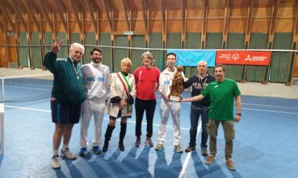 Il Molino ha conquistato l'ottavo torneo di tennis