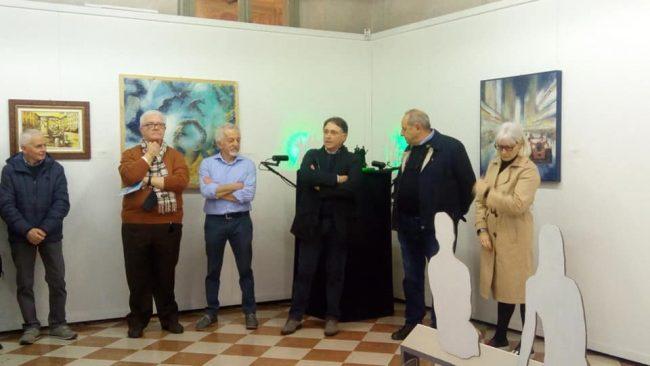 Inaugurato a Bagnolo Mella Palazzo in Mostra