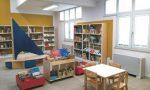 Inaugurazione per la nuova biblioteca