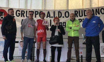 Tutti di corsa per le vie di Rudiano organizzata da Aido