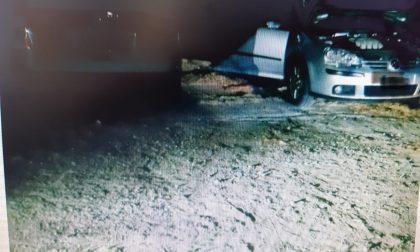 Auto rubate ritrovate dalla Polizia locale di Palazzolo