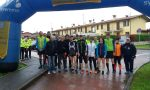 Mairano, la camminata per Gigi Mondini sfida la pioggia