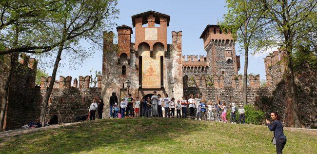 Pasquetta in castello, una tradizione monteclarense