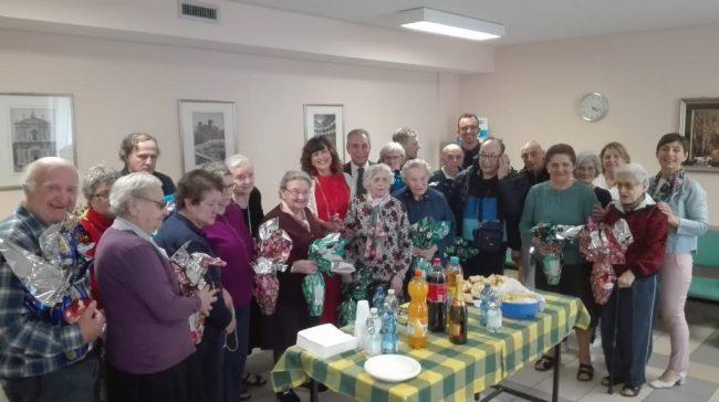 Montichiari: grande festa pasquale e inaugurazione nuovo centro diurno integrato