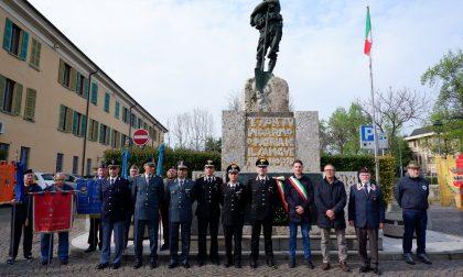 Celebrato a Chiari il Precetto Pasquale delle Forze dell'ordine