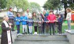 Inaugurato il parco di Erbusco VIDEO