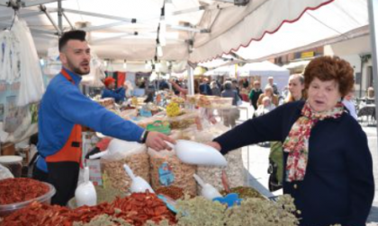 """Europa in piazza"": il mercato europeo sbarca a Iseo"