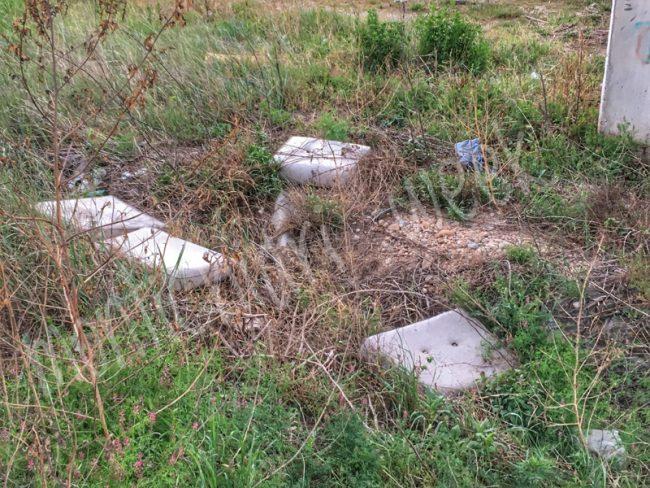 Nuova discarica abusiva a Castiglione delle Stiviere