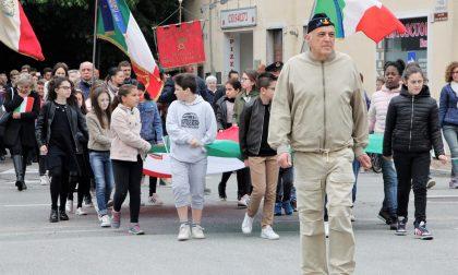 Borgo San Giacomo celebrato il 25 Aprile
