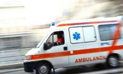 Tre persone ferite nell'incidente una è grave