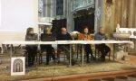 Presentato il restauro dell'Altare del Rosario a Corticelle