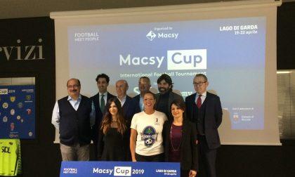 Macsy Cup al via tra Rezzato e Desenzano