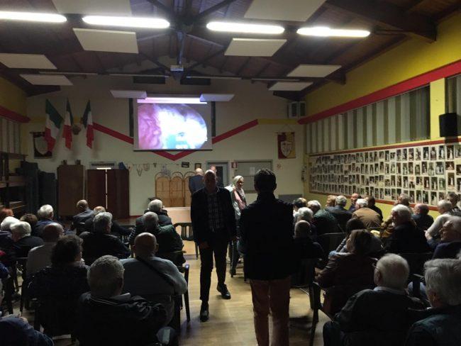 Incontro dedicato alla prostata a Castel Goffredo, una serata informativa a cui ha partecipato molta gente e che è servita per approfondire sul tema della prevenzione