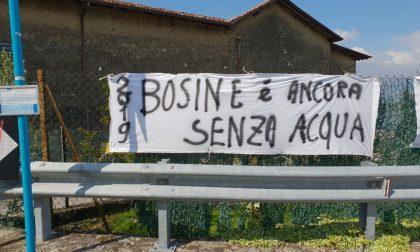 Bosine senza acqua potabile: i residenti alzano la voce