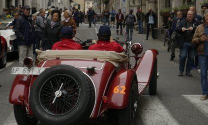 Mille Miglia 2019: auto partite alla volta di Cervia