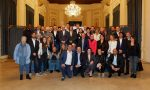 Alessandro Cugini ha presentato la squadra con il sostegno di Matteo Salvini VIDEO