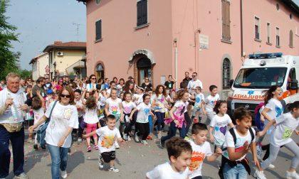 Corri per la scuola successo a Duomo
