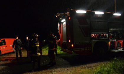 Travolti da un albero, morti due uomini a Urago d'Oglio