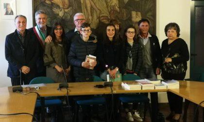 Concorso letterario a Borgo San Giacomo tre i pari merito