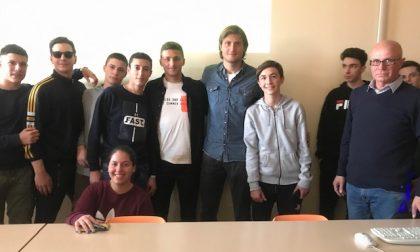A Chiari il capitano del Brescia e il difensore passati in serie A
