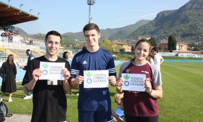 Corsa contro la fame: gli studenti dell'istituto Battisti uniti per solidarietà