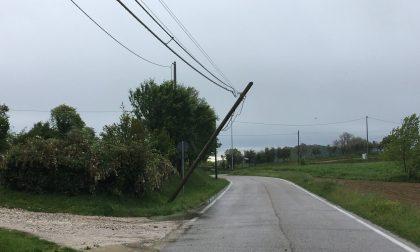 Ancora zone senza corrente elettrica a Castiglione