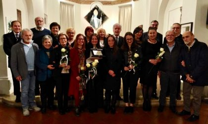 """""""Primavera di poesia"""" concorso a Pieve di Urago in onore di Alda Merini"""