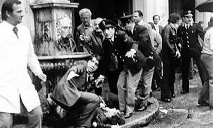 Documenti e fotografie sulla Strage di Piazza Loggia esposti a Corte Franca