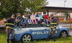 I bambini del Fasani a scuola di Polizia Stradale