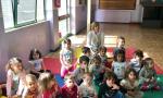 Manerbio, i bambini dell'asilo Ferrari a scuola dalla Protezione Civile