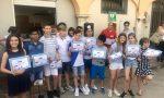 Verolanuova, l'AVIS premia i bambini delle quinte