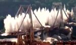 Ponte Morandi: oggi la demolizione, 3400 evacuati e autostrada chiusa VIDEO