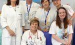 Il dono dell'Abio: cinque poltrone letto alla Pediatria di Manerbio