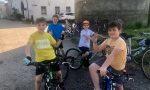 Manerbio, la biciclettata archeologica dei bambini