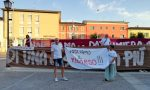 Primo consiglio comunale a Ghedi, flash mob contro le discariche
