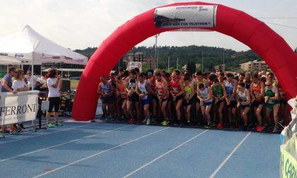 Ottava Run for Telethon: oltre seicento i partenti a Salò
