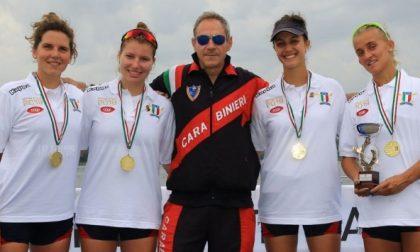 Campionati Italiani Assoluti di Canottaggio: vittoria per Laura Meriano