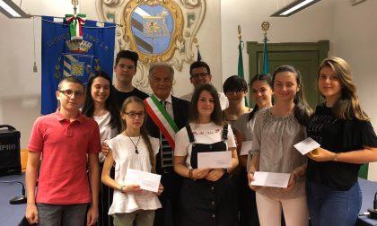 Cazzago premia l'impegno dei giovani studenti