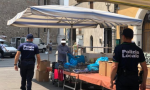 Mercato di Montichiari, terzo venerdì di controlli